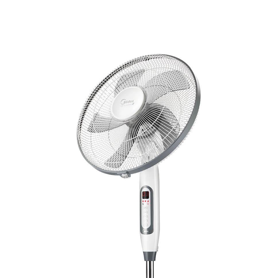 美的电风扇家电产品拍摄