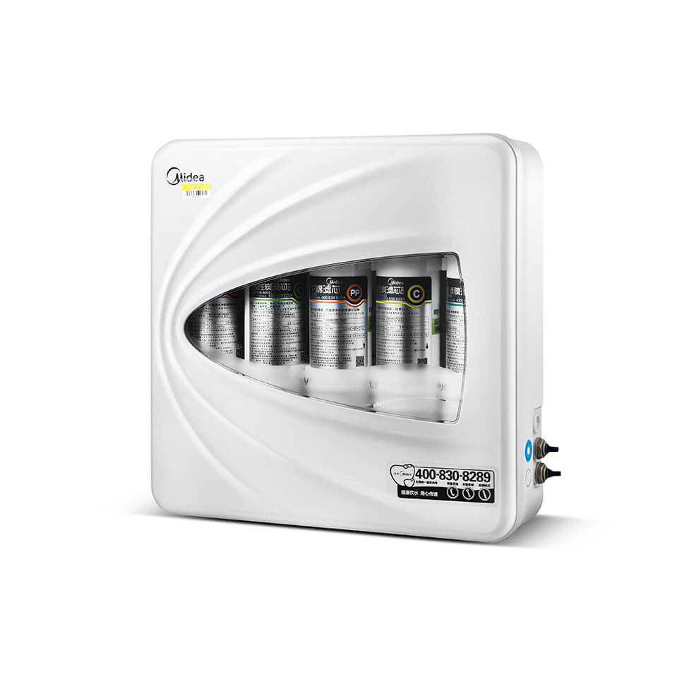 美的净水器电器产品摄影